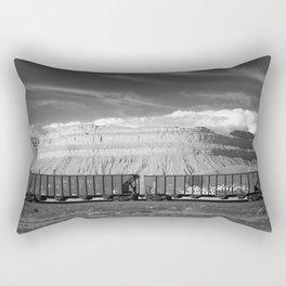 Boxcars Rectangular Pillow