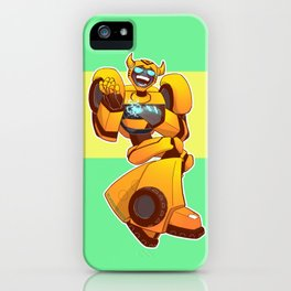 sassy bee iPhone Case