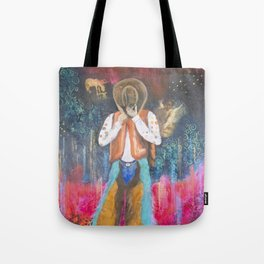 Gearing Up for the Ride Tote Bag