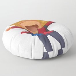 Will Solace chibi Floor Pillow