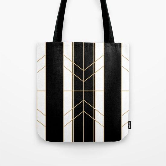 Black & Gold - Art Deco by studiofinere