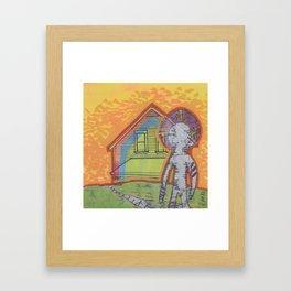 Home Art Journey 2.3 Framed Art Print