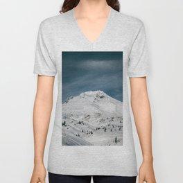Mount Hood XIII Unisex V-Neck