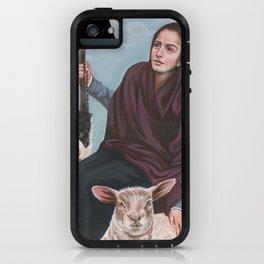 Saint Germaine Cousin iPhone Case