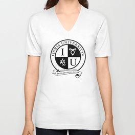 idris university Unisex V-Neck