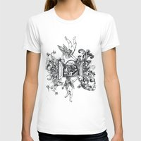 angels T-shirts featuring Angels by LinnaDesign