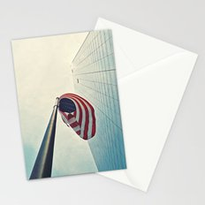 Tall America Stationery Cards