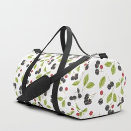 Blackberry Season Duffle Bag
