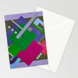 Geometric illustration 53 Stationery Cards