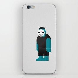 Frankenstein / Jason iPhone Skin