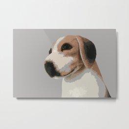 The Good Dog Metal Print