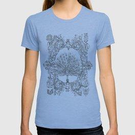 Military Peacock T-shirt