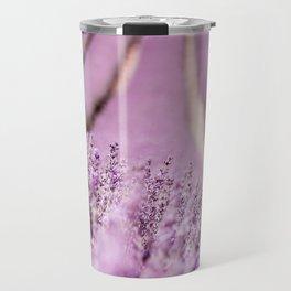 Lavender Happiness Travel Mug