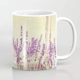 Lavender // Flower Market Coffee Mug