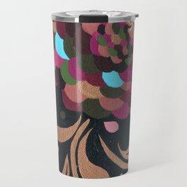 Wa Flower Travel Mug