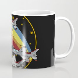 Moving Forward Coffee Mug