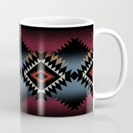 aztec in black number 5 Coffee Mug