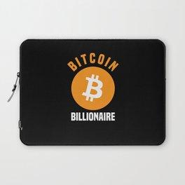 Bitcoin Billionaire Laptop Sleeve