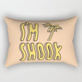 I'M SHOOK Rectangular Pillow