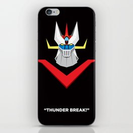 Great Mazinger iPhone Skin