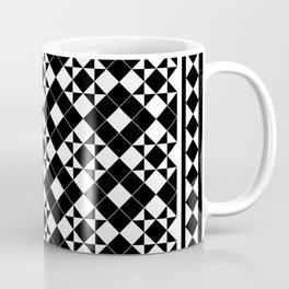 Victorian Floor Tile Pattern #2 Coffee Mug