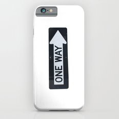 One way Slim Case iPhone 6s