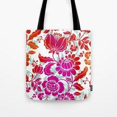 Flowers III Tote Bag
