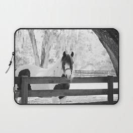 Gypsy Vanner Beauty Laptop Sleeve
