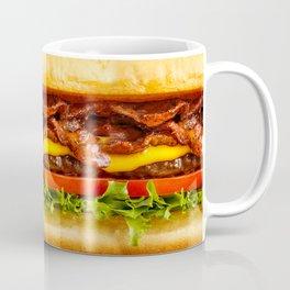 a burger a day Coffee Mug