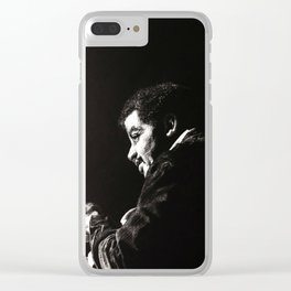 N.D.T. Clear iPhone Case