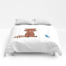 Upstairs  Comforters