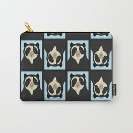 Spectacled bear Carry-All Pouch