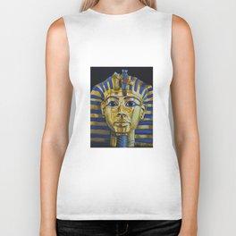 King Tutankhamun Biker Tank