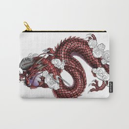 Japanese Dragon 竜 Carry-All Pouch