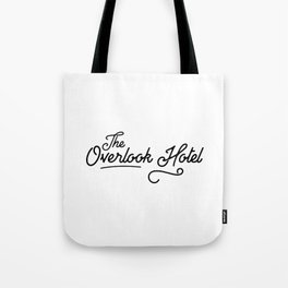 The Overlook Hotel Logo Tote Bag