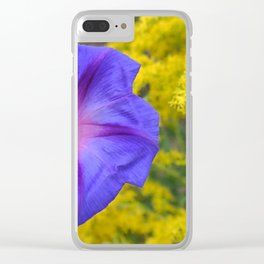 Flowers #36 (*Koinonia*) Clear iPhone Case