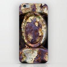 Metalwork II iPhone & iPod Skin