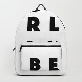 Berlin Techno Backpack