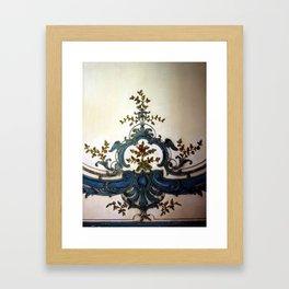 Design for Royalty Framed Art Print
