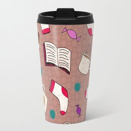 A Cozy Winter's Night Travel Mug