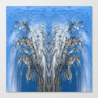 tree of life Canvas Prints featuring Life Tree by Robert Gipson