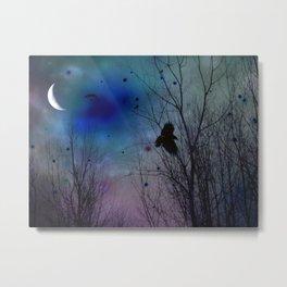 Just Around Midnight Metal Print