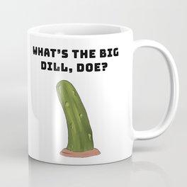 What's the BFD? Coffee Mug