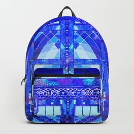 The Tardis Backpack