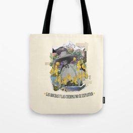 Qochas Tote Bag