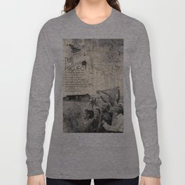 The Koshe Project Poster Long Sleeve T-shirt