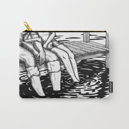 By the Docks Carry-All Pouch