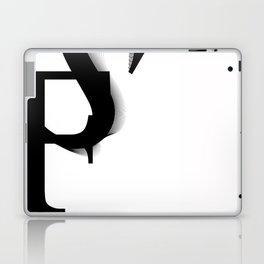 oboTypo_SF Laptop & iPad Skin