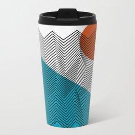 Heatwave Metal Travel Mug