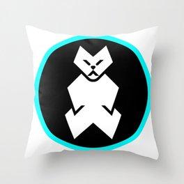 Cosmic Mochi Throw Pillow